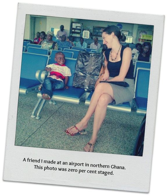 Nicole-at-the-Tamale-airport